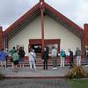 Meeting house - Maori Cultural Center - Rotorua