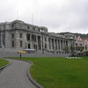 New Zealand's parliament building