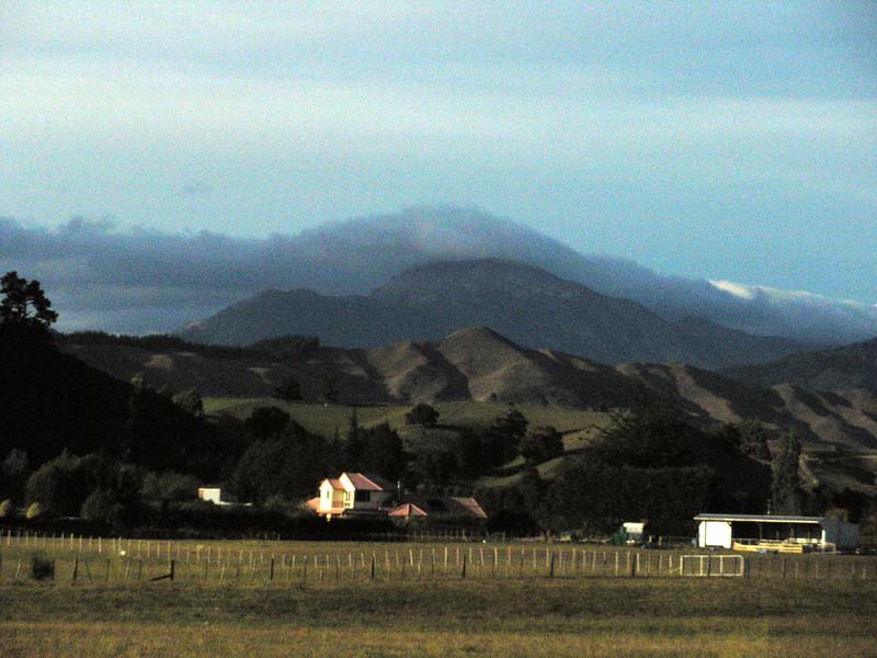 South Island farmstead
