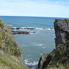 Tasman Sea at Pancake Rocks