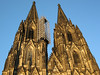 The Cathedral of Cologne (tower detail)