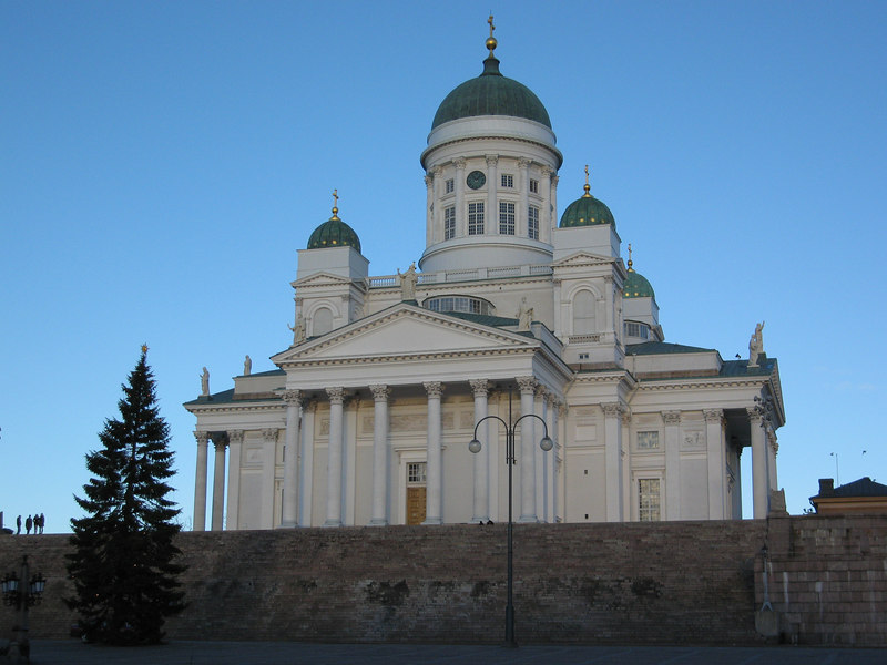 the Lutheran Cathedral