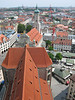 The view east from Peterskirche