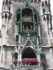 Neues Rathaus Detail -- Glockenspeil
