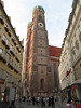 Frauenkirche: Pope Benedict XVI (current pope) used to be the main priest here before leaving for the vatican under JPII and grander things...