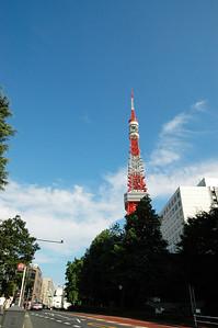 走向東京鐵塔