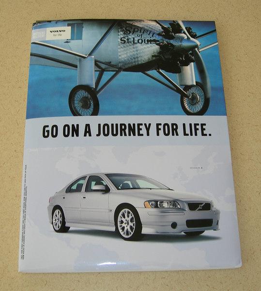 000 The beginning: Volvo's overseas delivery program.