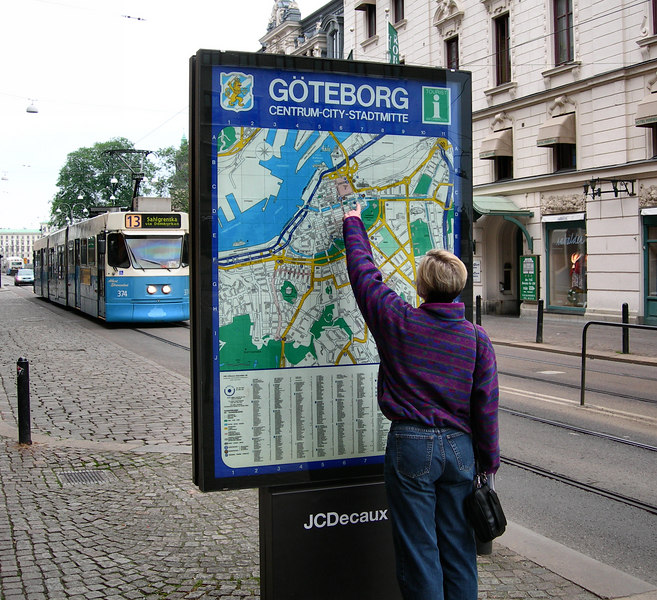 014 And here we are in Gothenburg getting the lay of the city.