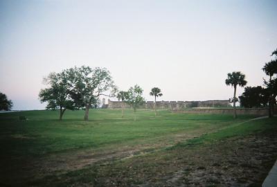 2006 Trip to St. Augustine, FL w/ Susie