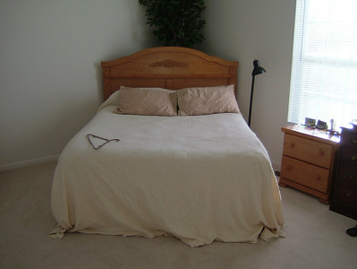 Jim's Bed