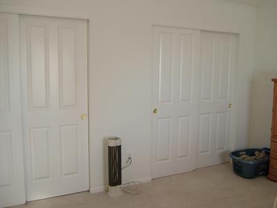 Closet Area in Jim's Bedroom