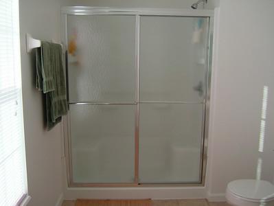 Jim's Shower Stall