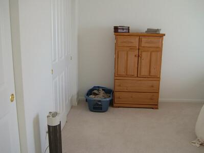 Part of Jim's Bedroom
