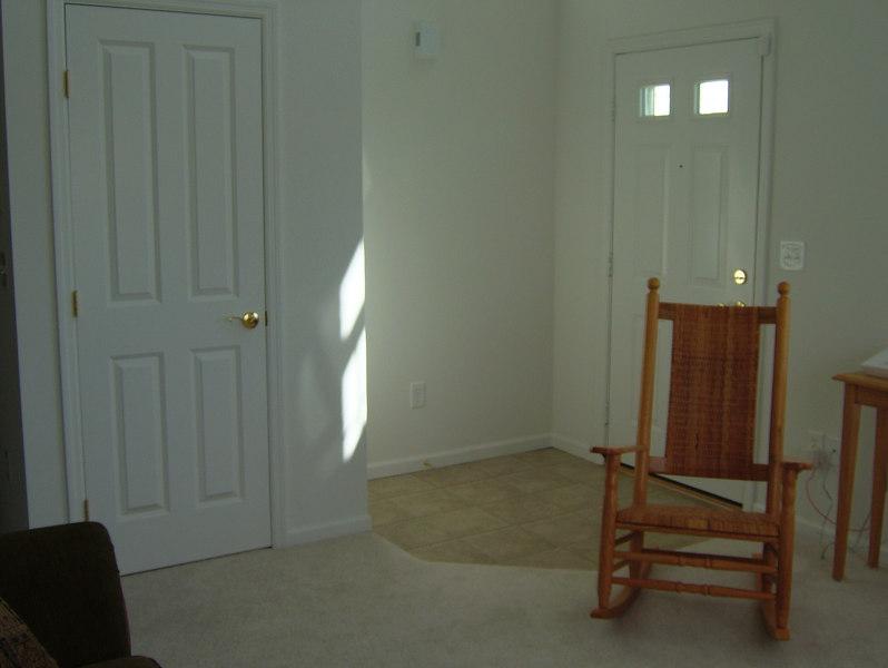 Entranceway and Closet