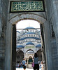 The next morning our first visit was to the famous Sultan Ahmet Camisi, better known as the Blue Mosque, because of its distinctive blue tiles.