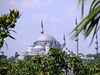 Here is the view of the Blue Mosque from Topkapi Palace.