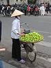 Vietnam has embraced a free market economy.  At least that certainly seems to be the case when it comes to food.