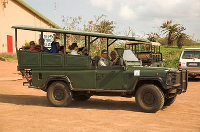 September 3rd - Zulu Village Tour