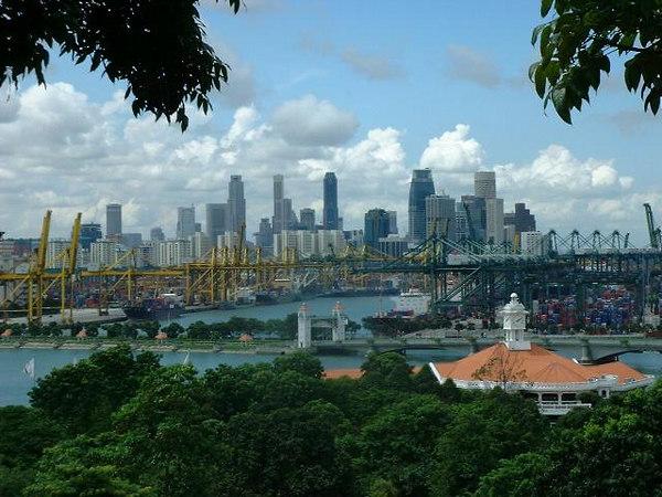 Singapore June 2000