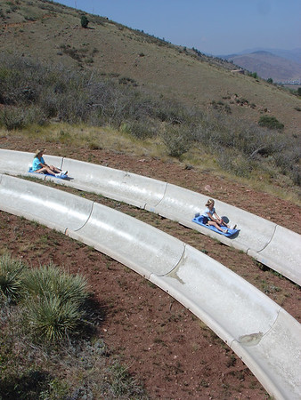 Alpine Slide @ Fish & Farm and More Lakeside