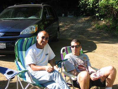 Camping May 2006