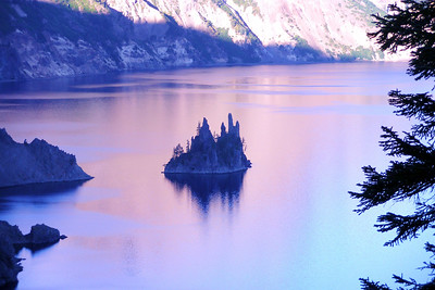 Crater Lake Oregon September 2006