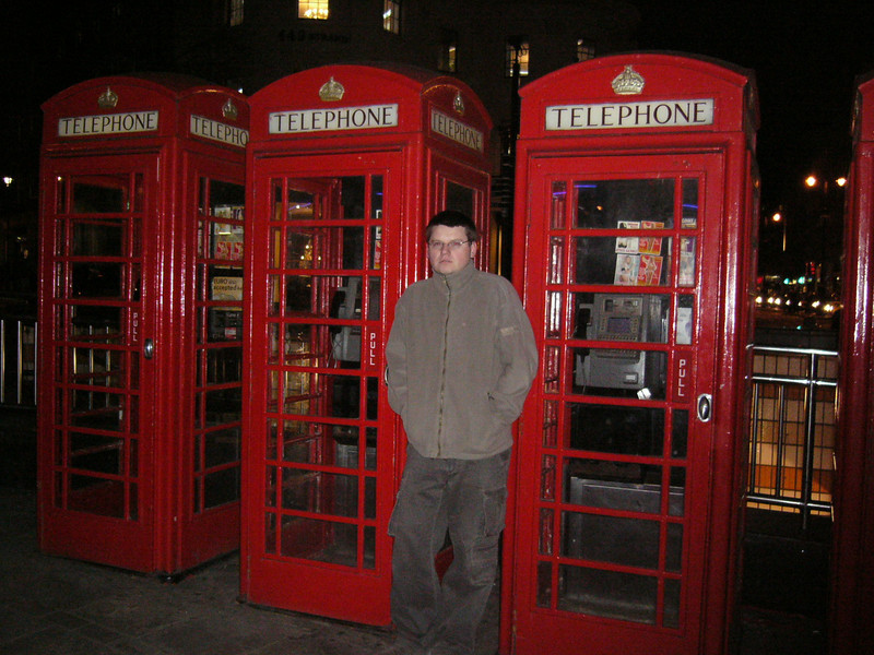 58 - red phone booths