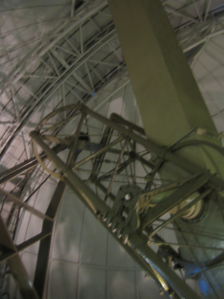 52 - inside telescope dome