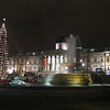63 - trafalgar square at night