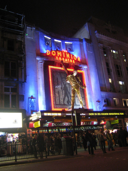 51 - theatre by oxford circus