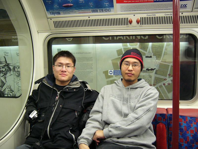 108 - on metro