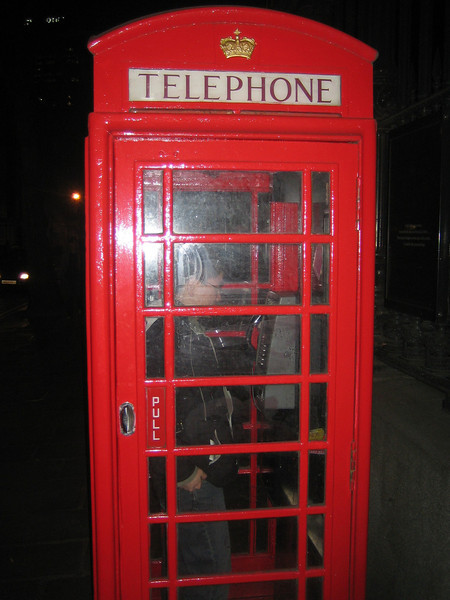50 - in phone booth