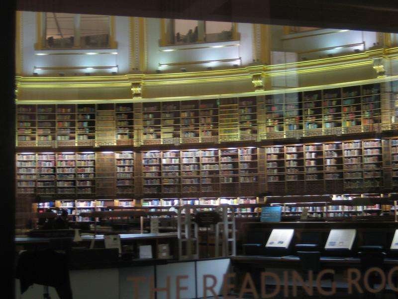 15 - inside reading room