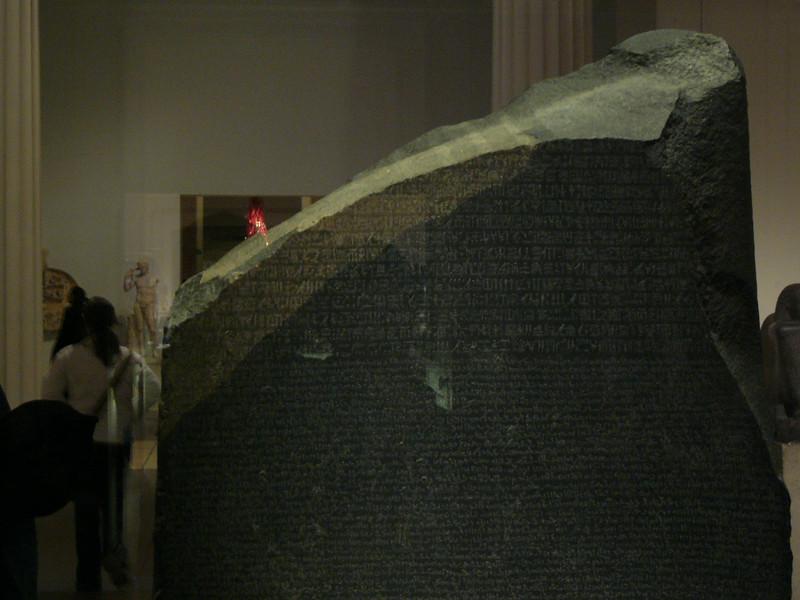 08 - rosetta stone