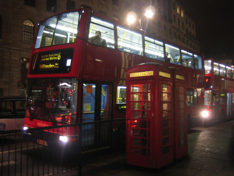 62 - new double decker bus