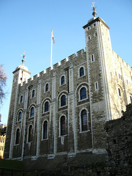 015 - white tower