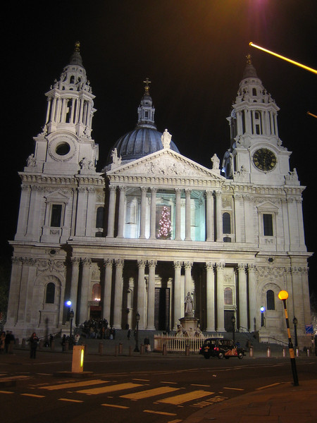 57 - front of st pauls