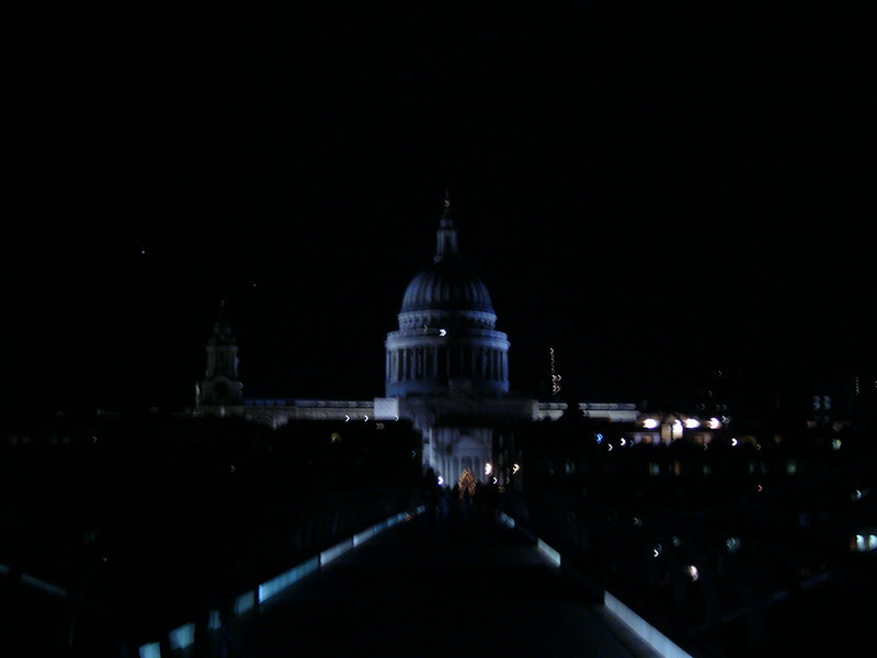 69 - st pauls from millenium bridge