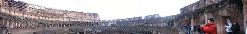092 -  - Coliseum pano