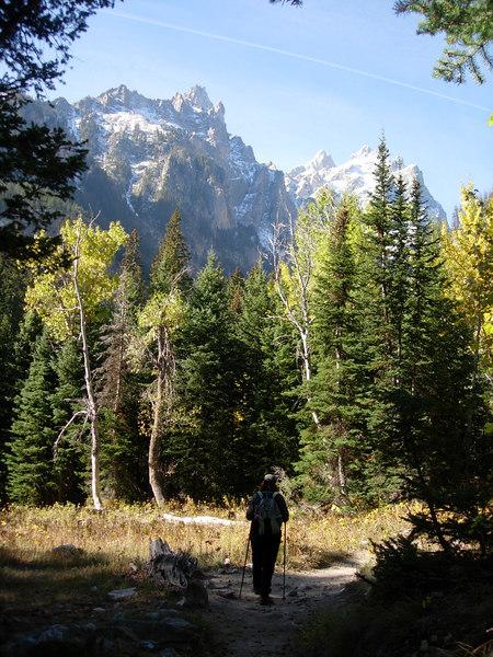 Cascade CanyonGrand Teton National Park