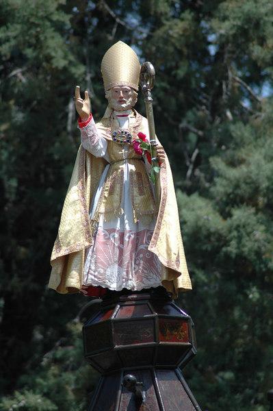 St. Ubaldo.