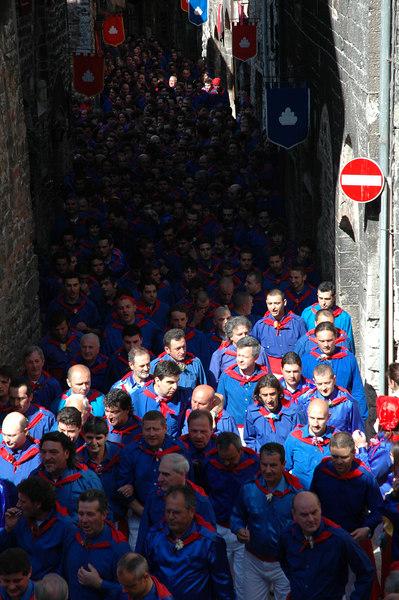 St. Giorgio runners.
