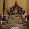 Buddha casting at Ming Tombs - photo by WL