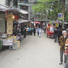 Chungqing market street - MS photo