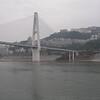 Bridge along Yangtze River