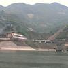 Shore line reinforcements - Yangtze River
