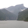 First of three gorges - Yangtze River