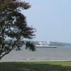 Ferry between Jamestown and Sussix, VA