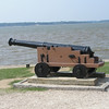 Guarding the James River