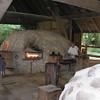 Glass-blowing kiln